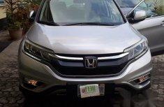 Honda CR-V 2016 Silver for sale