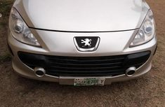 Peugeot 307 2009 Silver for sale