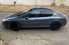 Peugeot 407 2005 Gray for sale