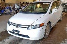 Honda Civic 2006 Hybrid White for sale