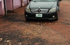 Mercedes-Benz C230 2010 Black for sale