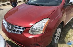 Nissan Rogue 2015 S 4dr SUV (2.5L 4cyl CVT) Red for sale