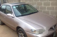 Toyota Corolla 1998 Gold for sale