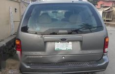 Ford Windstar 2002 Gray for sale