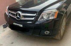 Mercedes-Benz GLK-Class 2010 350 4MATIC Black