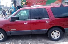 Ford Expedition 2003 Red for sale