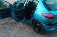 Peugeot 206 2001 1.6 Blue for sale