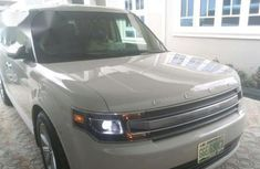 Ford Flex 2014 White for sale