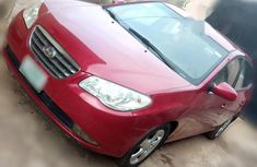 Hyundai Elantra Touring GLS Automatic 2010 Red