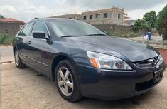 2005 HONDA Accord EXL 4plugs Leather for sale