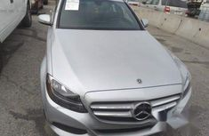 Mercedes-Benz C300 2018 Silver for sale