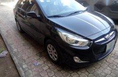 Hyundai Accent 2011 Black for sale