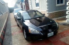 Honda Accord 2005 Automatic Black for sale