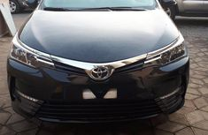 Toyota Corolla 2018 XSE (1.8L 4cyl 2A) Black for sale
