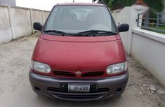 Nissan Serena 2002 Red for sale