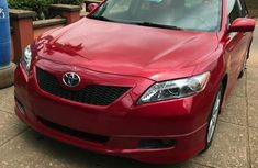 Toyota Camry 2008 2.4 SE Red