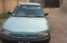Nissan Micra 1993 Green for sale