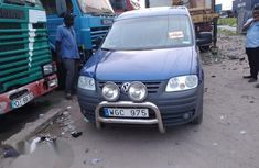 Volkswagen Caddy Life 1.6 2007 Blue for sale