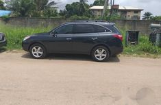 Hyundai Veracruz 2008 Black for sale
