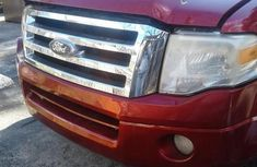 Ford Expedition 2009 XLT 4x4 Red for sale