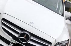 Mercedes-Benz C300 2015 White for sale