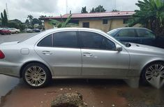 Mercedes-Benz E350 2001 Gray for sale
