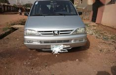 Peugeot 806 2003 Silver for sale