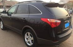 Hyundai Veracruz 2009 Black for sale