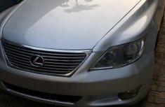 Lexus LS460 2008 Silver for sale