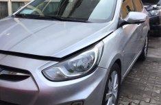 Hyundai Accent 2011 Silver for sale
