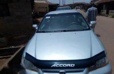 Honda Accord 2002 Silver for sale