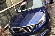 Hyundai Sonata 2015 Blue for sale