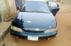 Honda Accord 2000 Wagon Blue for sale