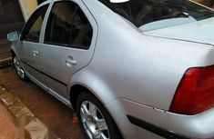 Volkswagen Bora 1.6 Automatic 2002 Silver for sale