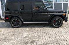 Mercedes-Benz G63 2014 Black for sale
