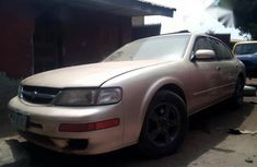 Nissan Maxima 1996 QX Gold for sale