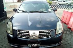 Nissan Maxima 2006 Petrol Automatic Blue for sale