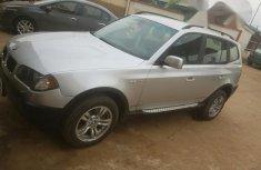 BMW X3 2006 2.5i Silver for sale