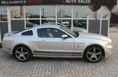 Ford Mustang 2014 Silver for sale