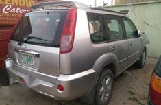 Nissan X-Trail 2004 Silver for sale
