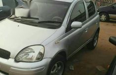 Toyota Vitz 2005 1.0 F Silver for sale