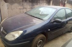 Citroen C5 2003 Blue for sale