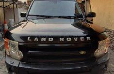 Land Rover LR3 2008 Blackfor sale