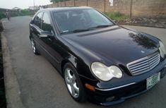 2005 MERCEDES BENZ C230 for sale
