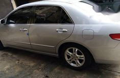 Honda Accord 2006 2.4 Type S Automatic Silver for sale