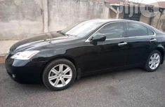 Lexus ES 350 2008 Black for sale