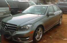 Mercedes-Benz C300 2012 Beige for sale