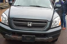 Honda Pilot 2005 Gray for sale