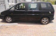 Peugeot 806 2002 Black for sale