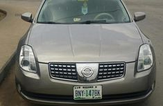 Nissan Maxima 2014 Beige for sale